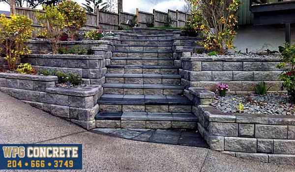 Decorative Landscaping Walls And Paving Stone Contractor